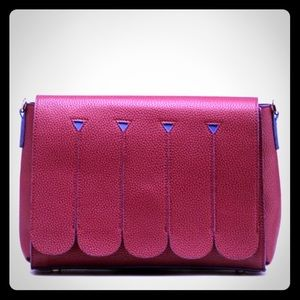 New Pink Haley Shoulder/Clutch Bag